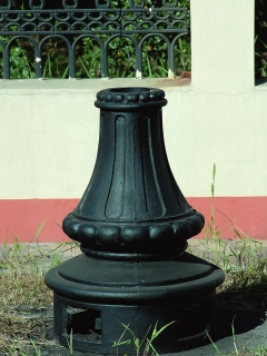 Hebei Cast Iron Lamp Post...