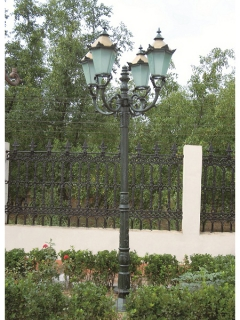 310cm Cast Iron Decorative ...