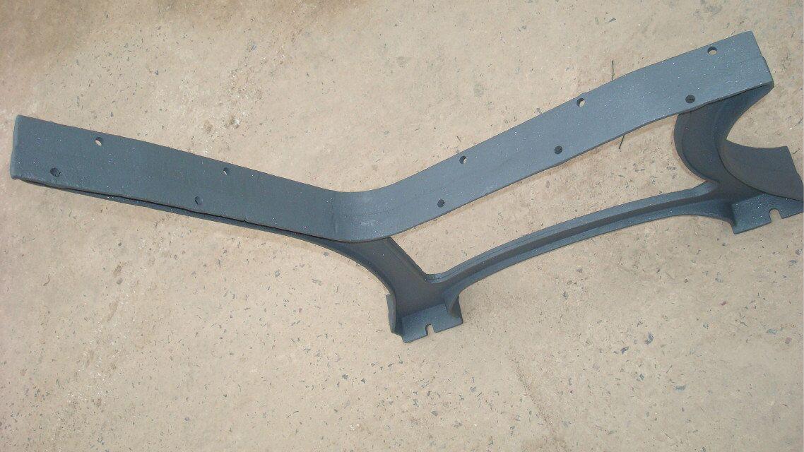 Garden Bench Metal Legs