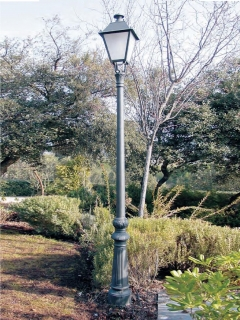 Commercial Street Light Poles, Outdoor Lamp Posts,garden lamp pole