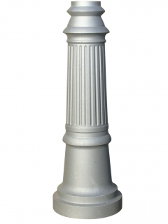 Decorative Aluminum Base